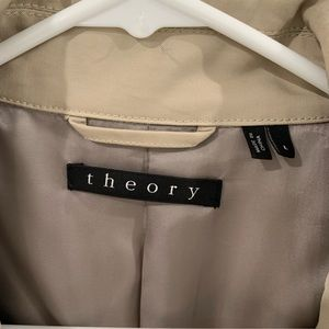 Theory Jackets & Coats - Theory men's trench coat